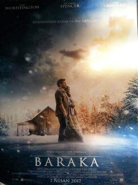 Baraka The Shack.